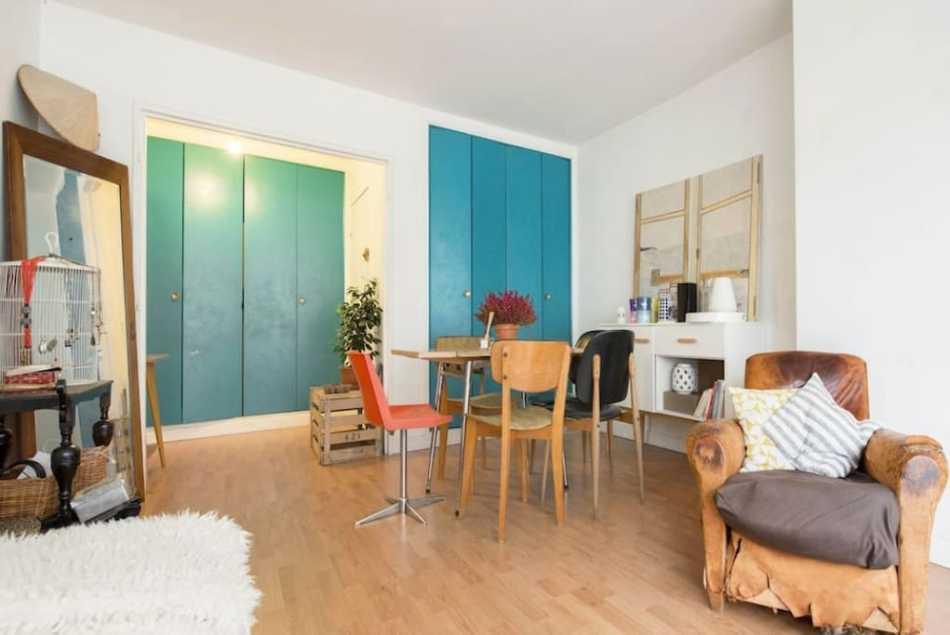 Conciergerie Airbnb Paris: gestion location avec revenu garanti et ménage